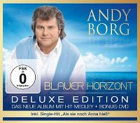 Cover Andy Borg - Blauer Horizont [Deluxe Edition] [DVD]